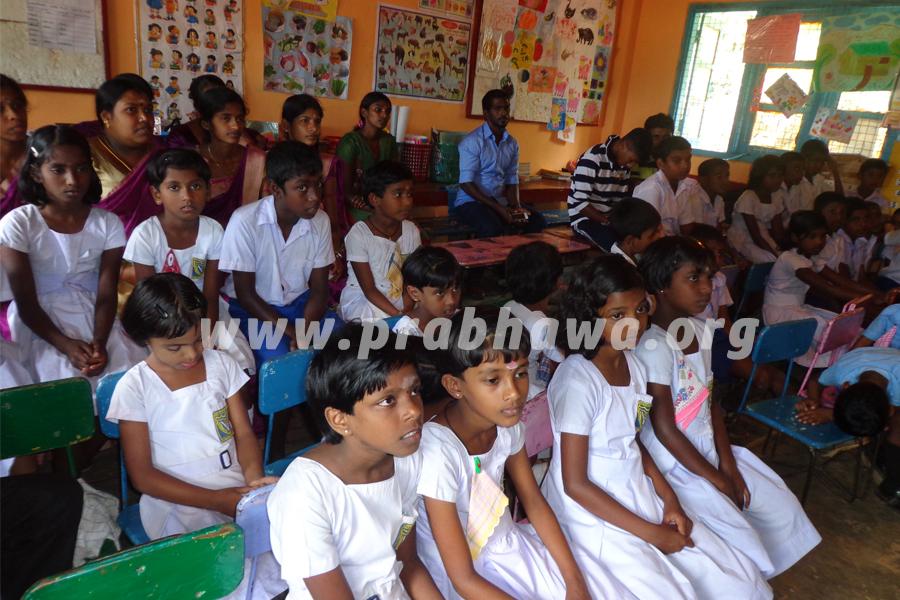 Book Donation - Okwel Tamil School Haldummulla